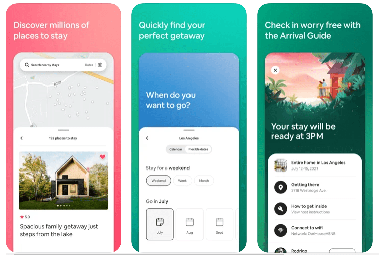 airbnb-application